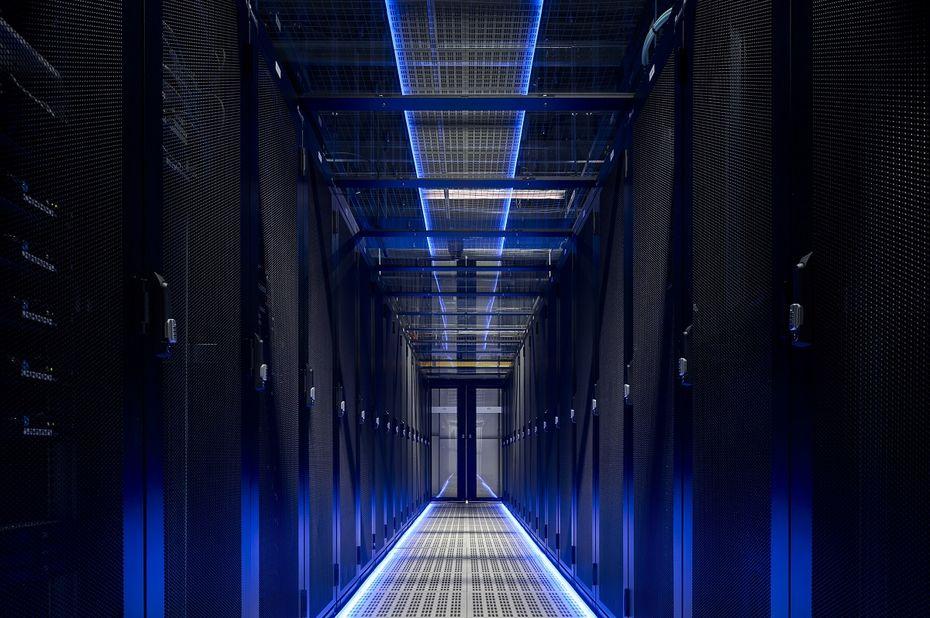 Centre De Donnees Du Groupe Resadia ComputerLand En France