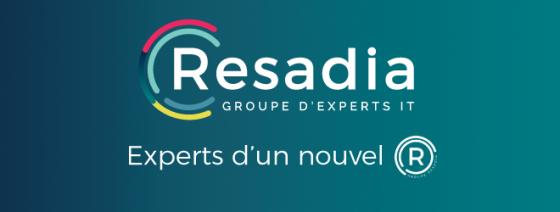 Le groupe Resadia est constitué des 5500 experts en informatique et télécom d'entreprise