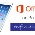 Office 365 pour iPad