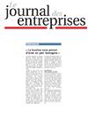 Icone Journal Des Entreprises